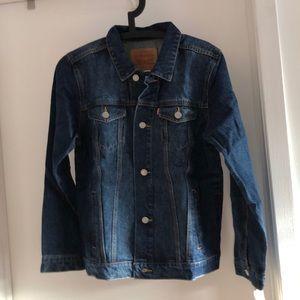 NWT Levi's jean jacket